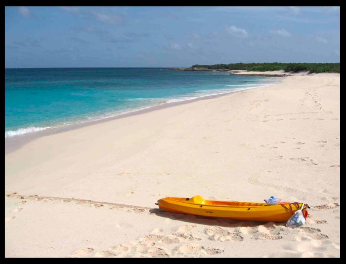 Simoust kayak